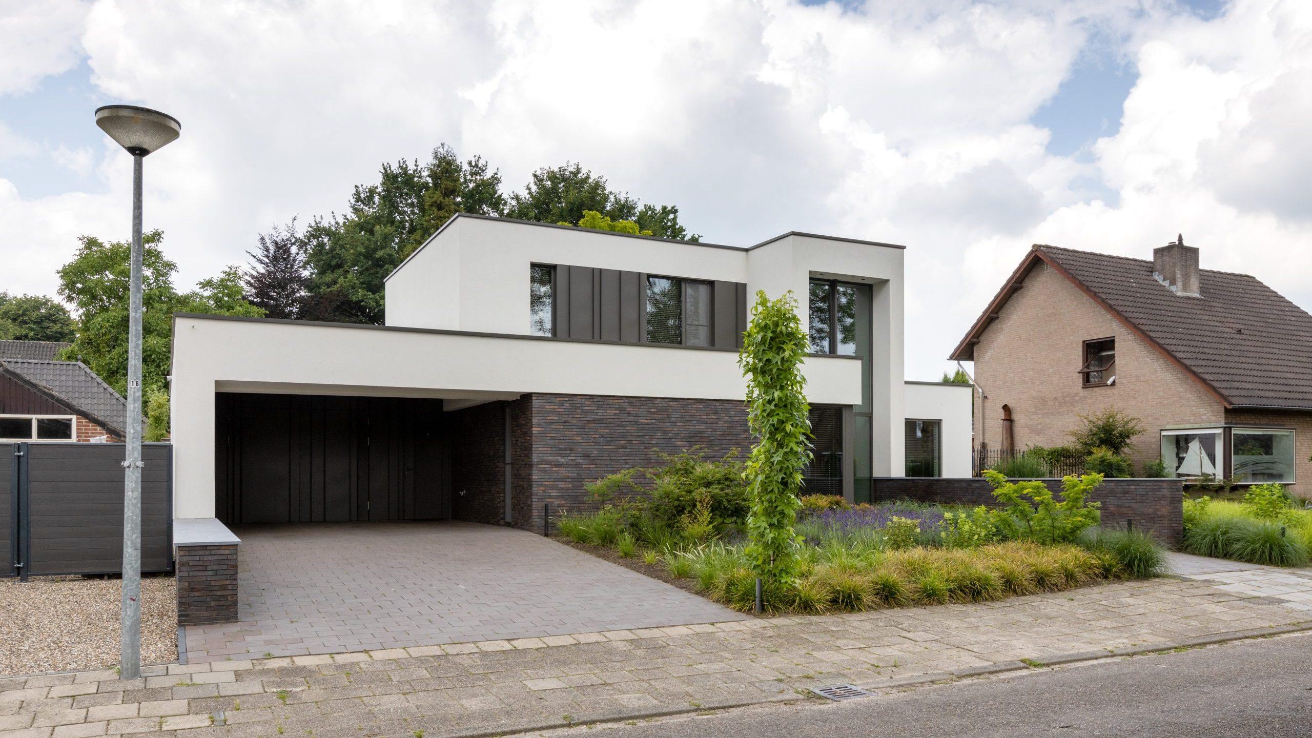 villa modern Deurne