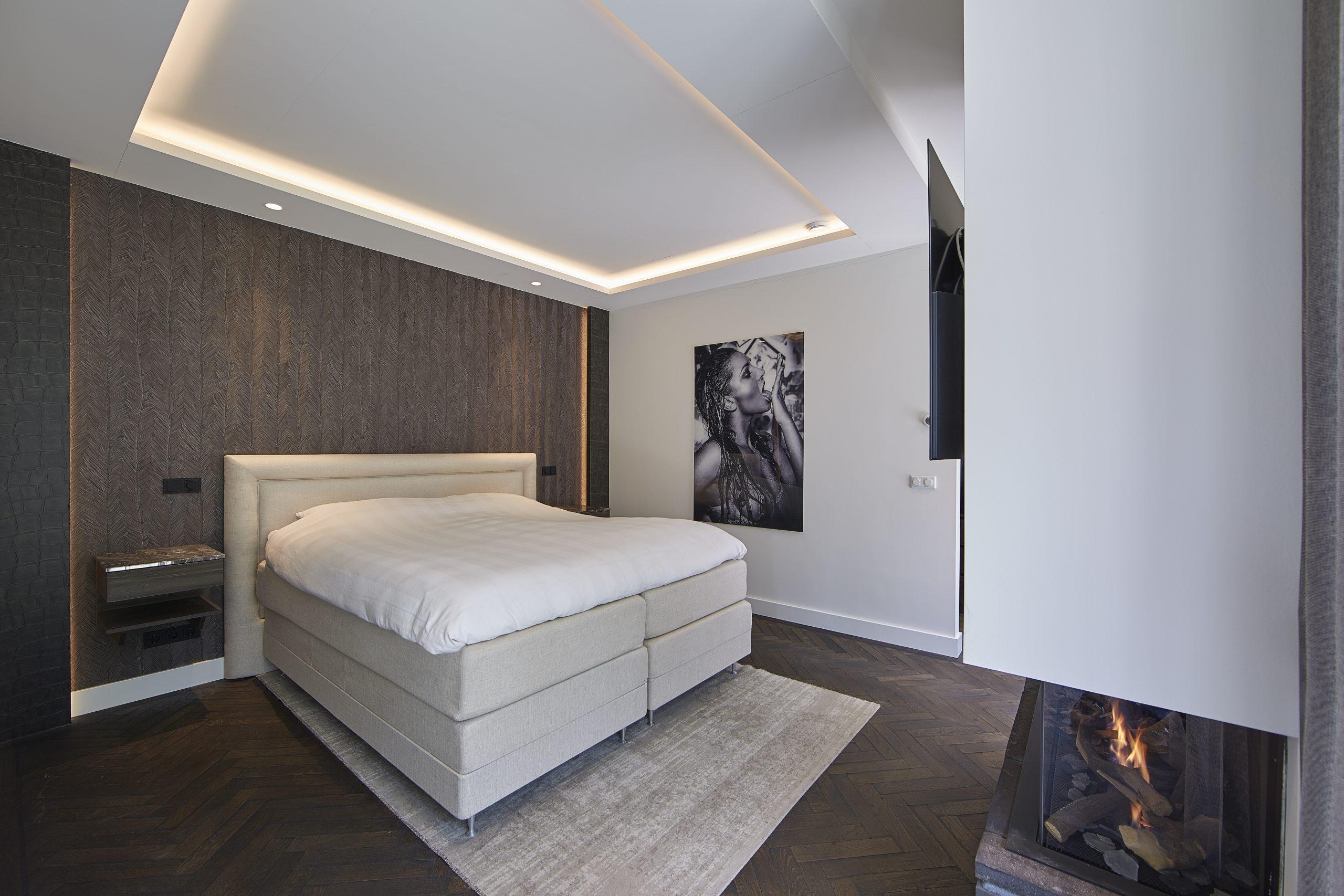 moderne villa riet