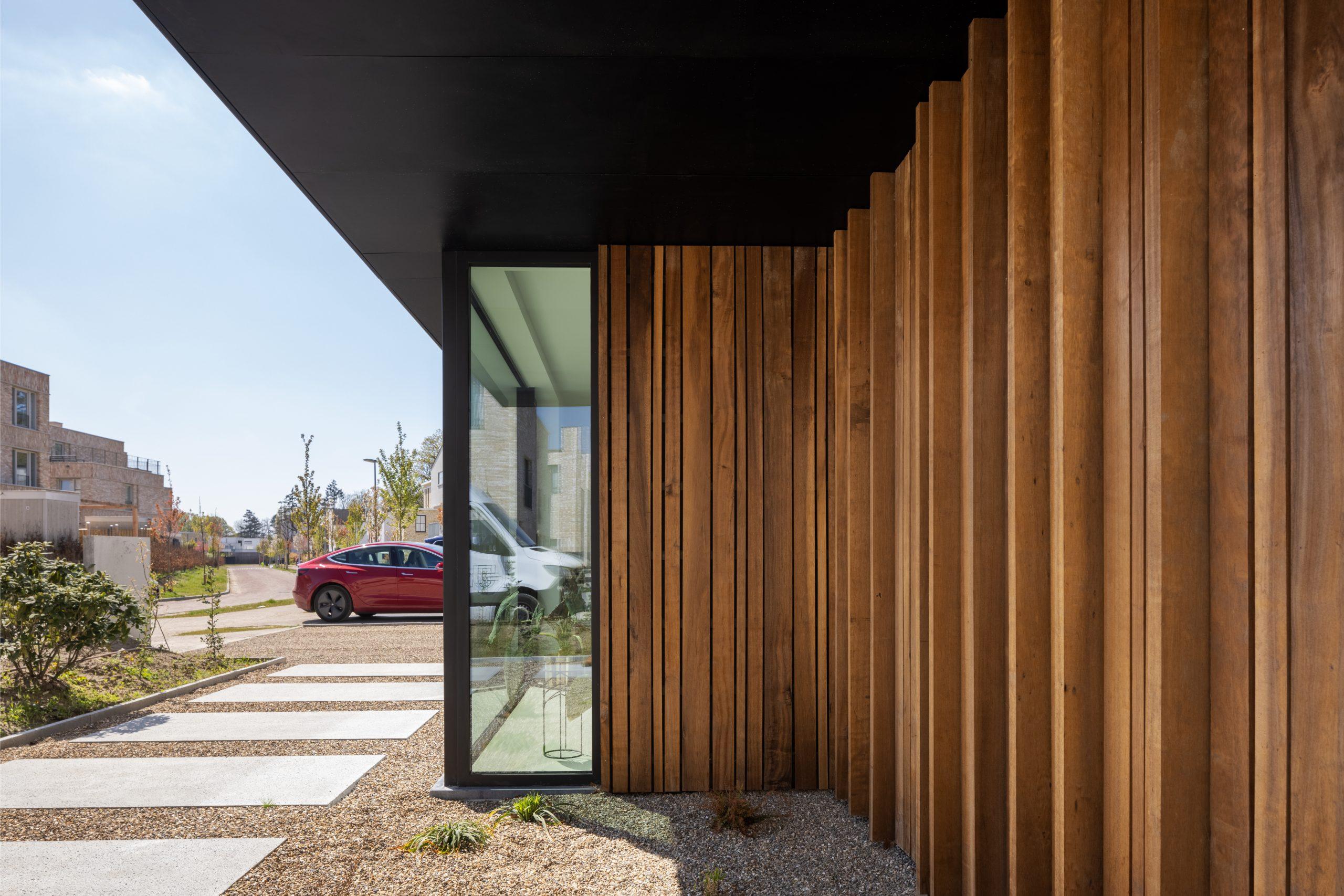 moderne luxe stadsvilla swkls architects