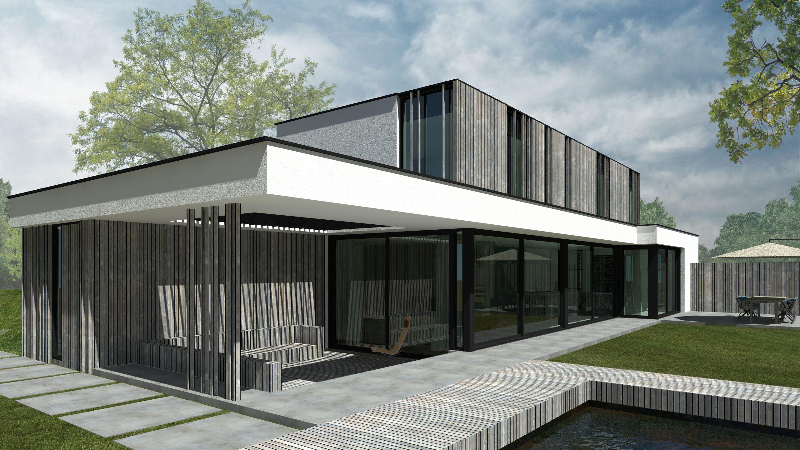moderne villa FR