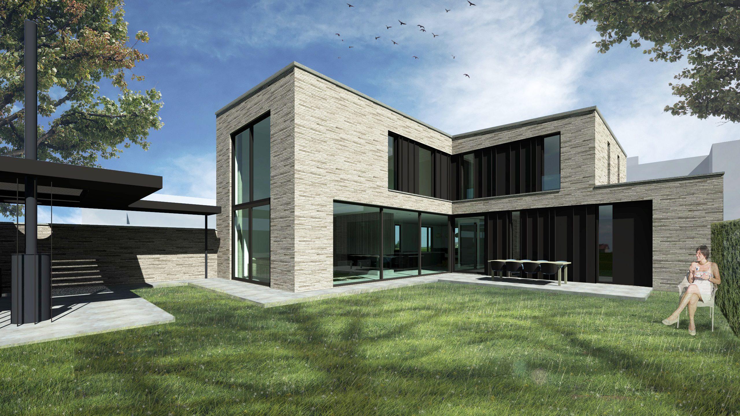 villa eindhoven strijp-R Swkls Architects