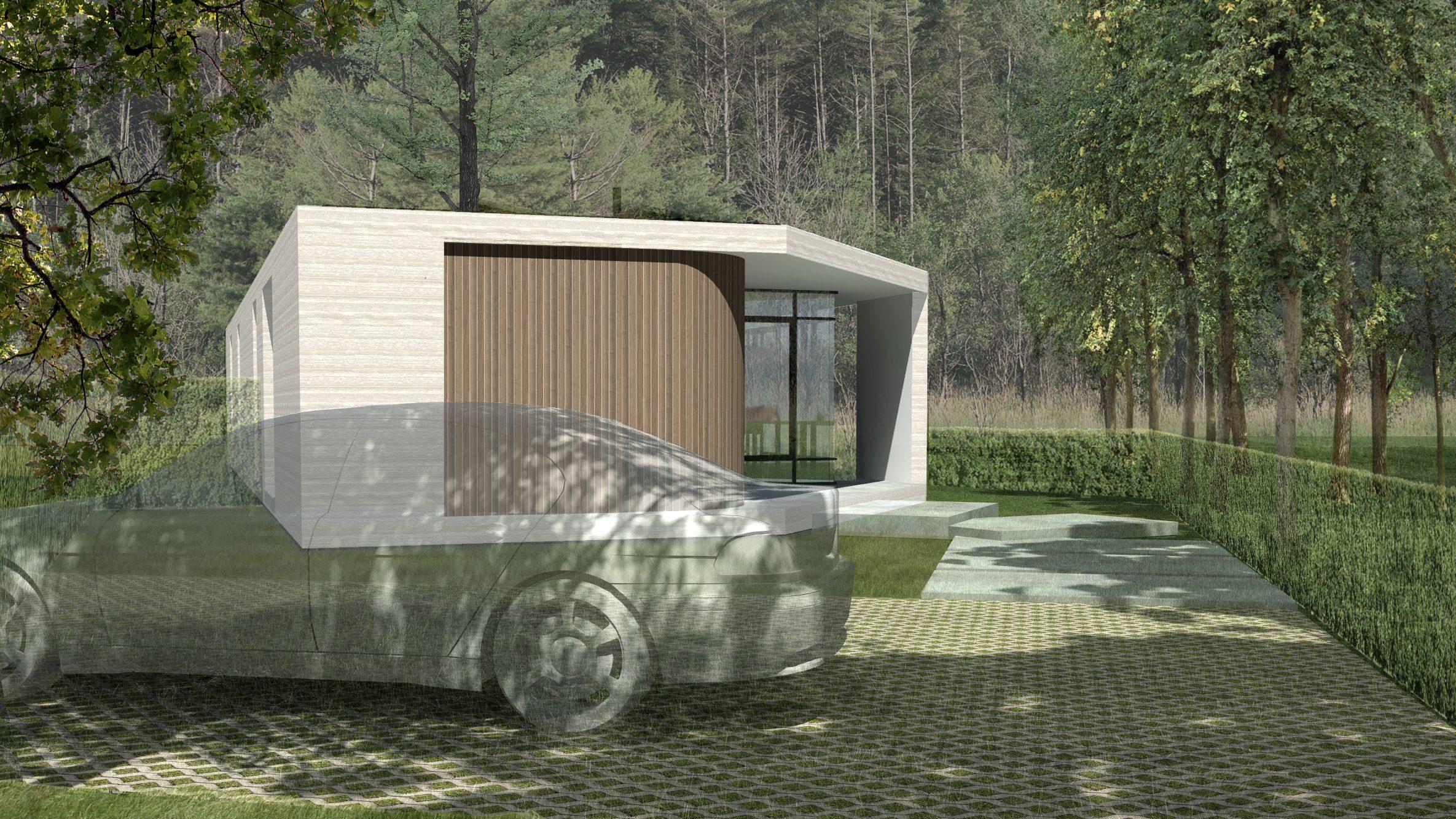 luxe villa bungalow