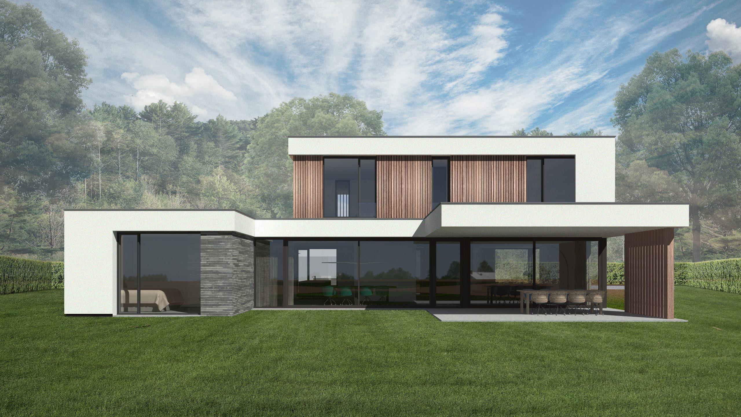 nieuwbouw villa Venray